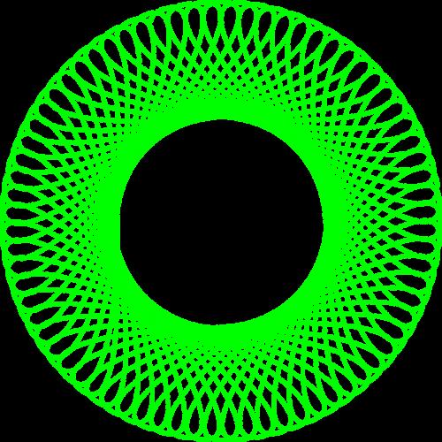 spiro forms geometric