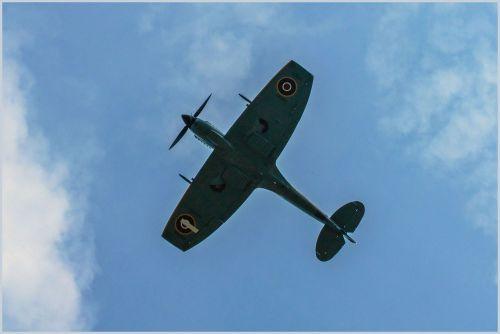 spitfire aeroplane war