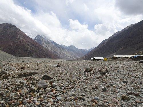 spiti valley  himalayas  india