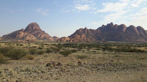 spitzkoppe namibia namib