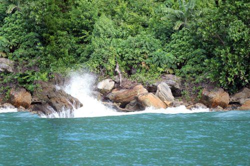 Splash Of Wave