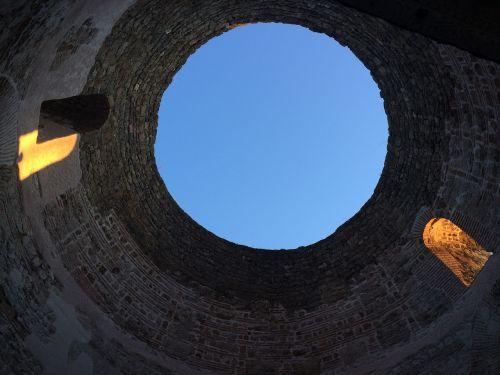 split unesco diocletian palace
