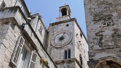 split church tower hour s