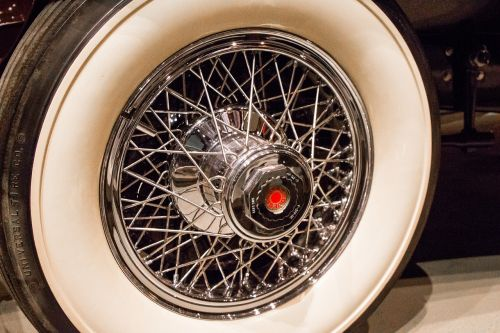 spokes chrome wheel