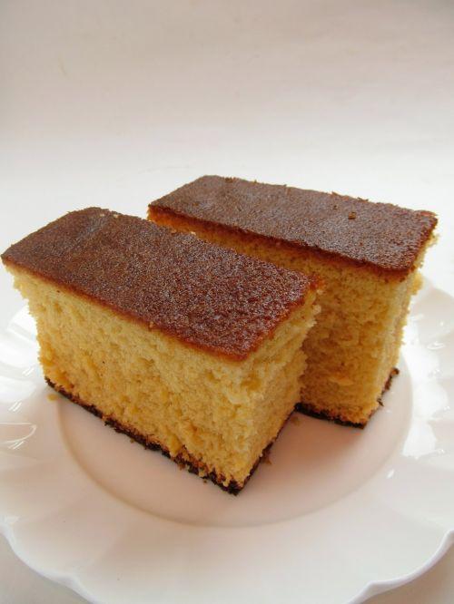 sponge cake suites sweet