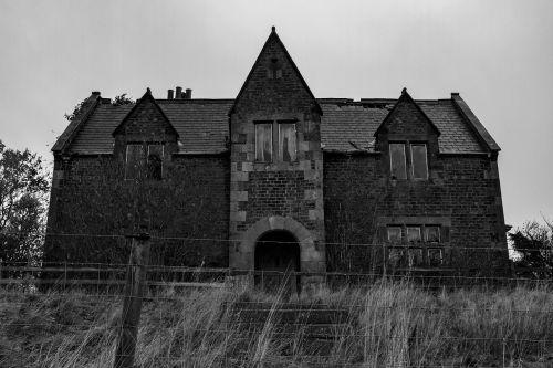 spooky house abandoned house spooky