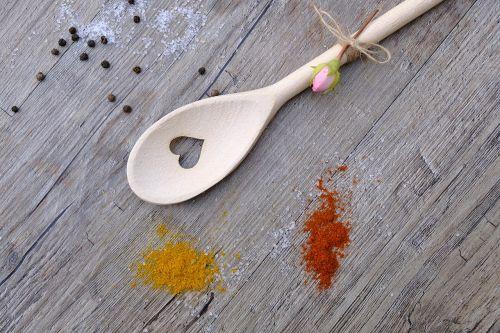 spoon wooden spoon cutlery