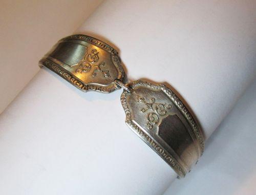 spoon bracelet bracelet silver