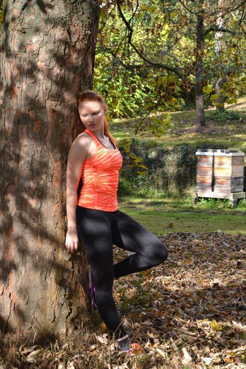 sport autumn nature