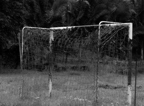 sport vintage goalkeeper