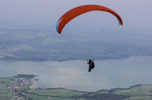 sport glide paragliding