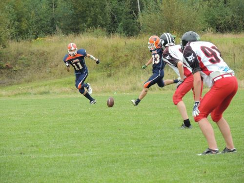 sport american football excavation