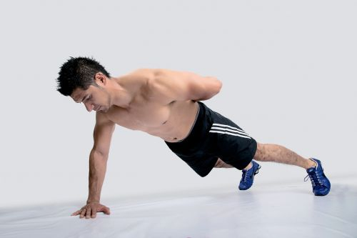 sport body exercise