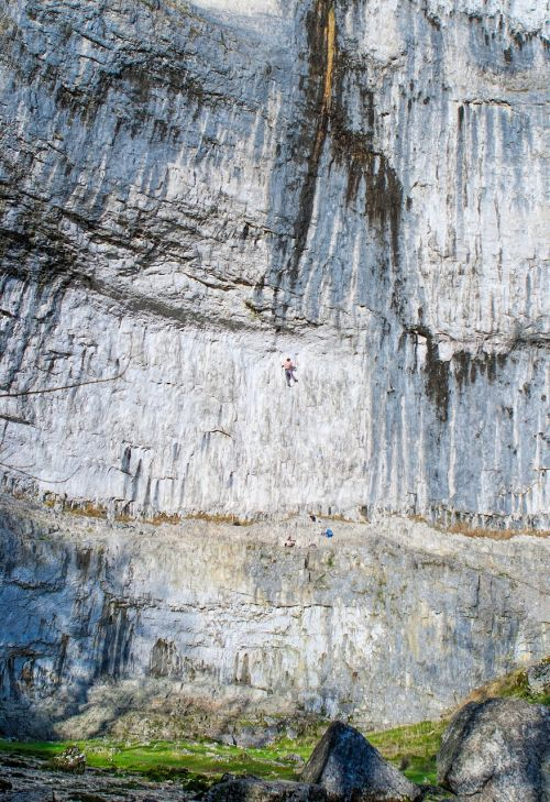 sport rock climbing extreme