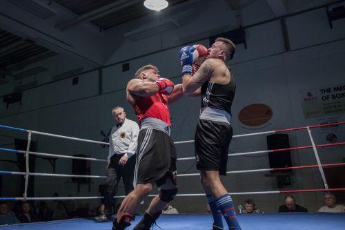 sport box amateur boxing