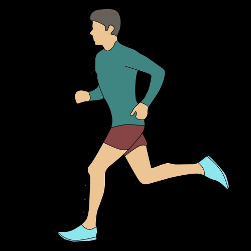sport running morning
