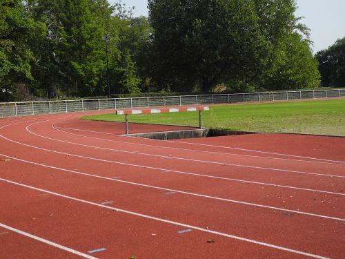 sport athletics steeplechase