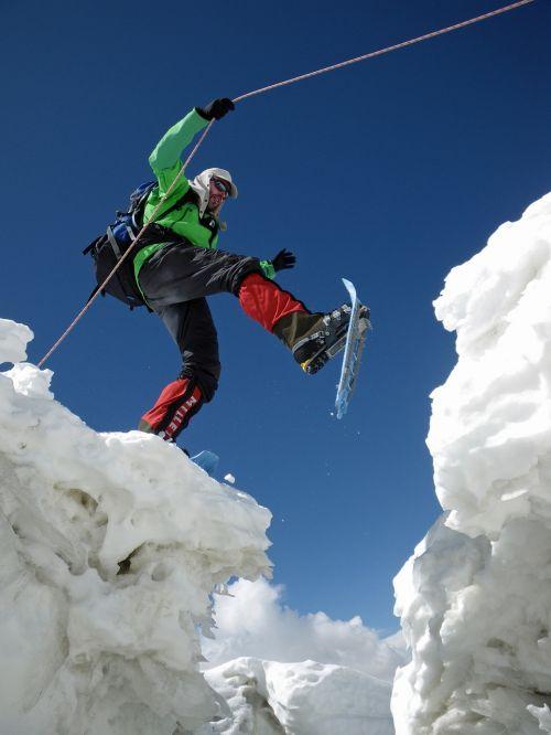 sport mountaineering bergsport