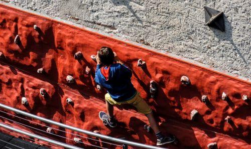 sport free climbing rock climbing