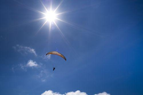 sport extreme sky