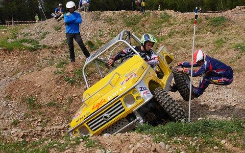 sport  car  trial