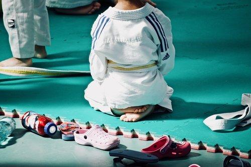 sport  judo  gym