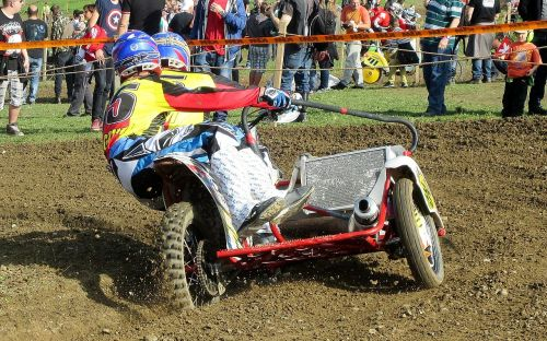 sport motorcycle sport sidecar