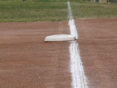 sport baseball base