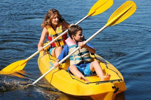 sport kayak paddle