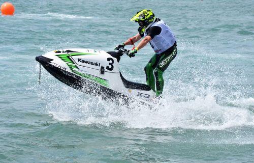 sport sea jet ski