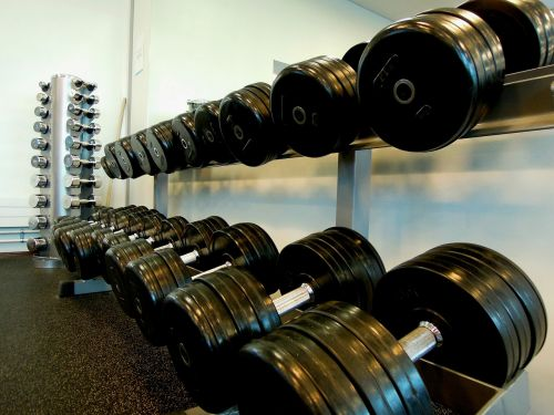 sports weights weightlifting