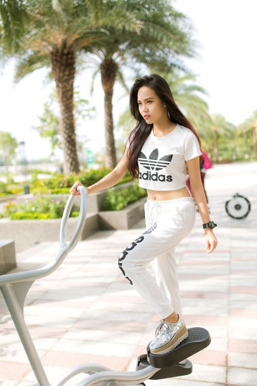sports fitness female