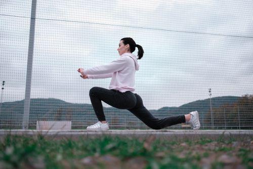 sports girl gymnastics