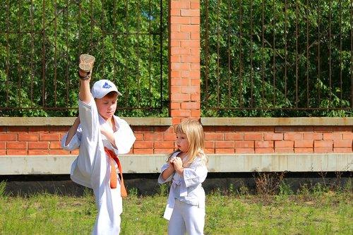 sports  karate  kyokushin