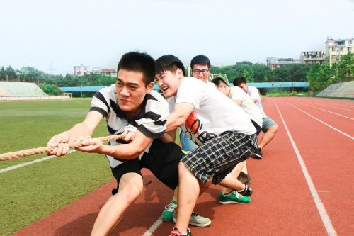 sports athletics character