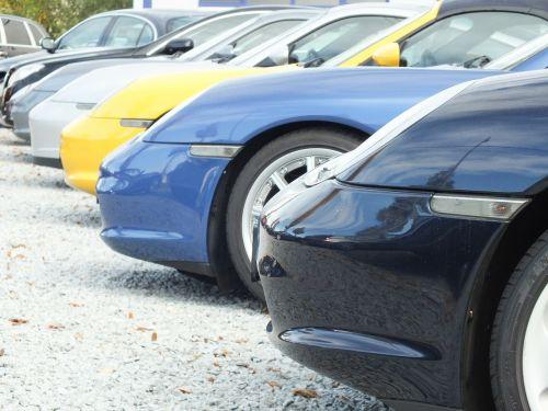 sports car porsche automotive