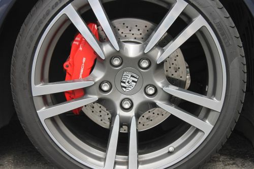 sports car wheels mature