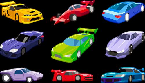 sports car  classic  racecar