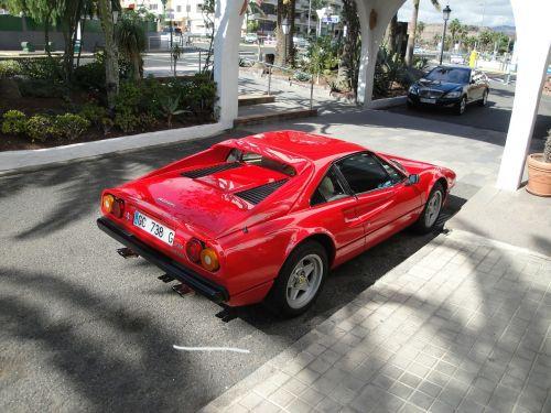 sports car ferrari luxury