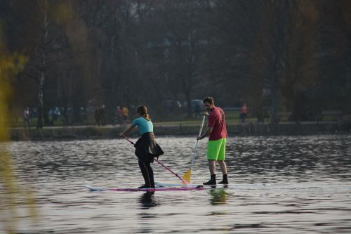 sport leisure paddle