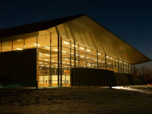sports hall gym sports center