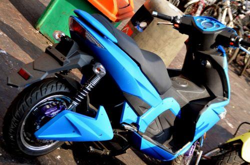 Sporty E-Bike