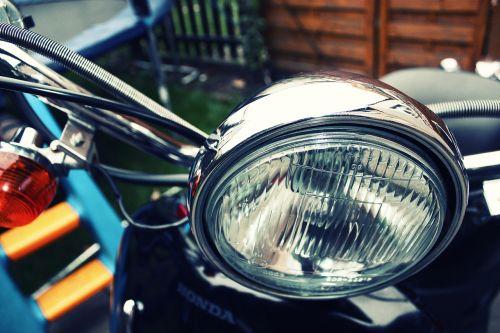 spotlight motorcycle roller