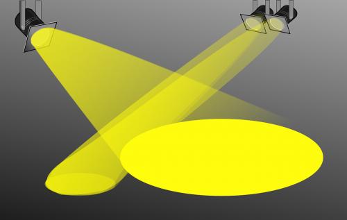 spotlight searchlights light