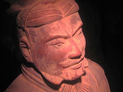 Spotlight On Chinese Clay Warrior