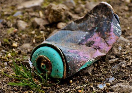 spray can  color  graffiti
