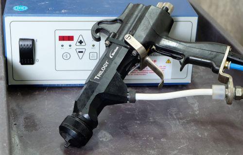 spray gun industry coating