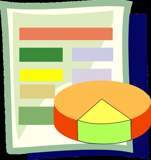 spreadsheet graph chart