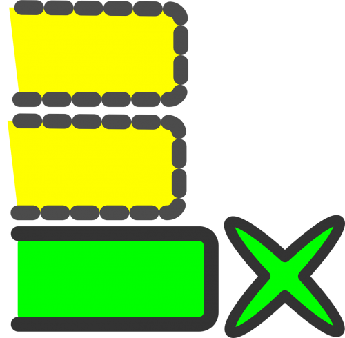 spreadsheet cell delete