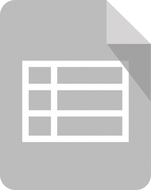 spreadsheet icon spreadsheet excel